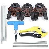 Mordazas de prensado + TH16 TH20 TH26 para tubos compuestos con juego de herramientas con mordazas TH 16 20 26 mm
