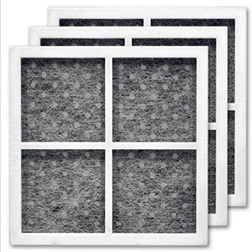 3Stks/set Filter Meshes Koelkast Luchtfilters Vervanging Koelkast Onderdeel voor LG LT120F Elite Vervang ADQ73214404 Set 469918 Nieuwe