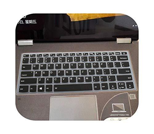 Funda de silicona para teclado de ordenador portátil Lenovo Yoga 530 14
