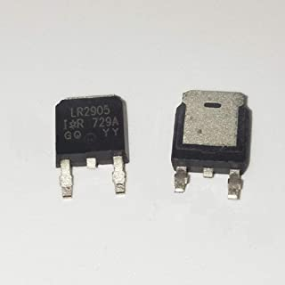 5x Transistor BS107A Unipolaire N-MOSFET 200V 250mA TO92