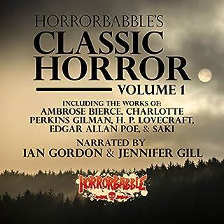 HorrorBabble's Classic Horror: Volume 1 cover art