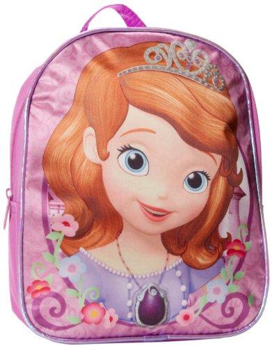 Disney Little Princess Sofia – Mochila de satén para niña