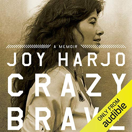 Crazy Brave audiobook cover art
