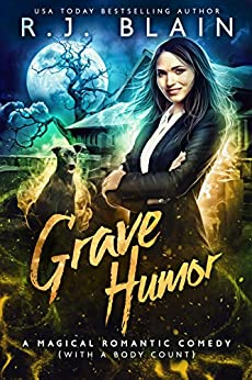 Grave Humor: A Magical Romantic Comedy (with a body count) pdf epub