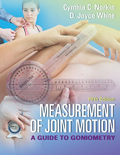 Compare Textbook Prices for Measurement of Joint Motion: A Guide to Goniometry 5 Edition ISBN 9780803645660 by Norkin PT  EdD, Cynthia C.,White PT  D.Sc, D. Joyce