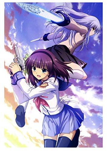 Koshizu Calendario de Pared Anime 2020 (12 páginas 8 x 11 Pulgadas) Angel Beats Anime Manga PXLV8121
