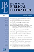 Journal of Biblical Literature 135.3 (2016)