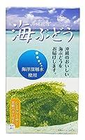 海洋深層水使用 沖縄県産 海ぶどう 60g×2箱