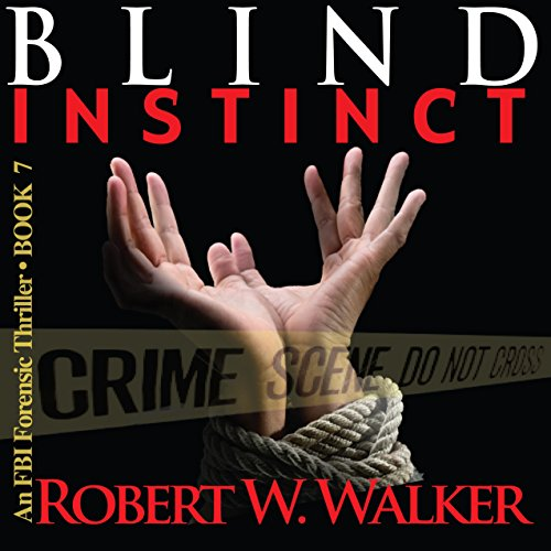 Blind Instinct audiobook cover art