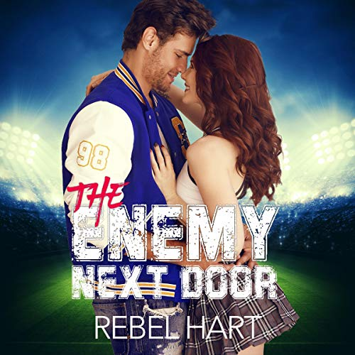 The Enemy Next Door  By  cover art