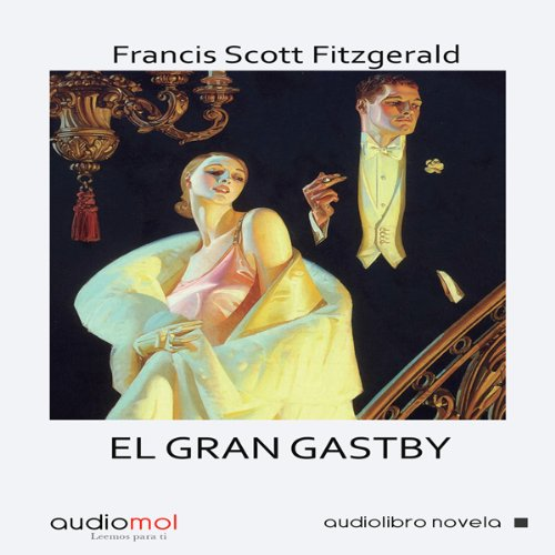 El gran Gastby [The Great Gastby] audiobook cover art