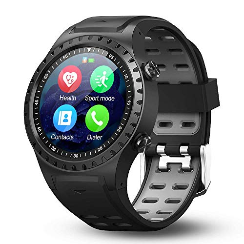 Smart Watch for Android Phones Naturehike M1 with Heart Rate and Sleep Monitor GPS Activity Tracker Watch IP67...