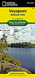 Voyageurs National Park Map