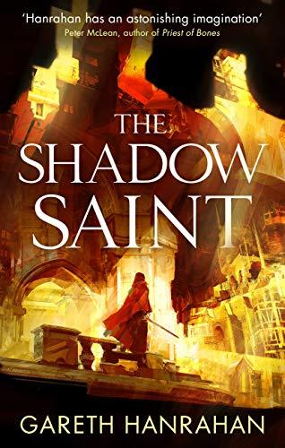 El Santo de las Sombras (El legado del hierro negro nº 2) de Gareth Hanrahan