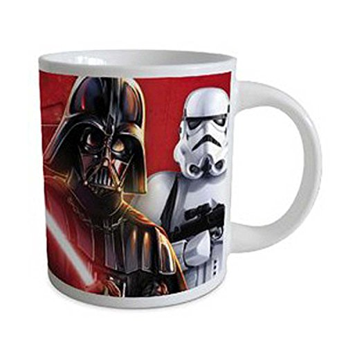 Mug céramique Licences - Star wars,Spiderman, Pat patrouille, Simpsons... (Star wars, Mug 32.5cl/11Oz)