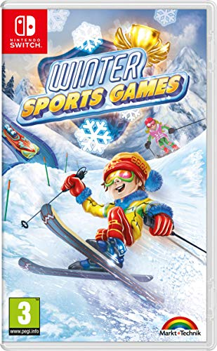 Winter Sports Games - Nintendo Switch [Edizione: Regno Unito]