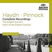 Trevor Pinnock Haydn: Complete Recordings Opera