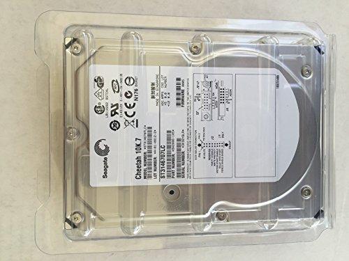 Seagate Cheetah 146.8GB HDD - Disco Duro (SCSI, 146,8 GB, 8,89 cm...