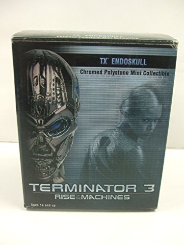 Sideshow Collectibles Mini TX Head from Terminator
