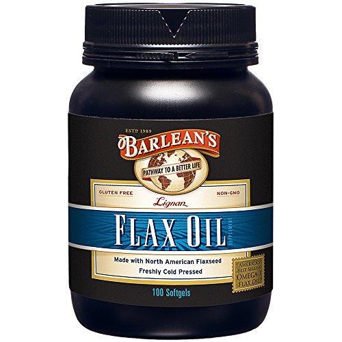 barleans flax seed oil - 9