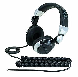 Cuffie per DJ Monitoring free-style con sistema a braccia inclinabili Connettore: mini jack stereo 3,5 mm (placcato oro) Design pieghevole Lunghezza del cavo: 3 m