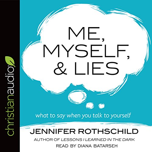 Me, Myself, and Lies audiobook cover art