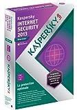 Kaspersky Lab Internet Security 2013, UPG, 1u, 1Y, FR - Seguridad y antivirus (UPG, 1u, 1Y, FR, Actualizasr, Full, 1 usuario(s), 480 MB, 512 MB, 1 Ghz)