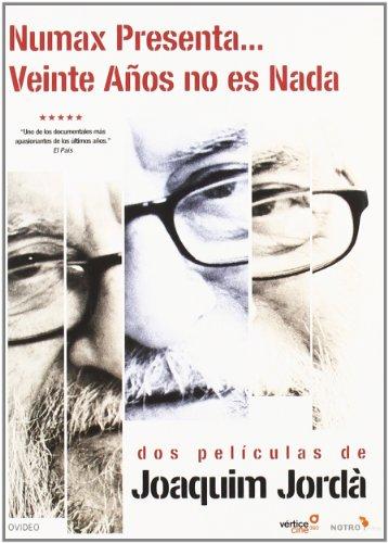 Homenaje A Joaquim Jordá: Numax Presenta… + Veinte Años No Es Nada  2 DVD
