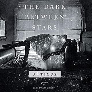 The Dark Between Stars audiobook cover art