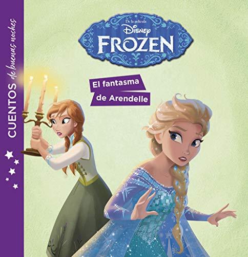 Frozen. Cuentos de buenas noches. El fantasma de Arendelle