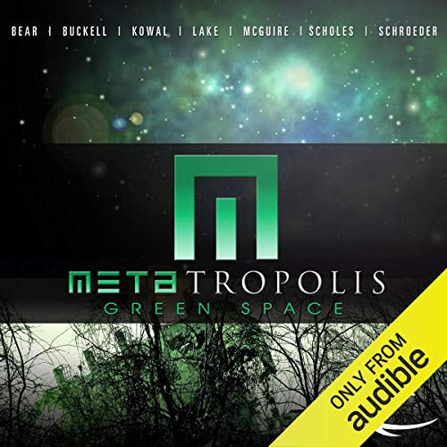 METAtropolis: Green Space audiobook cover art