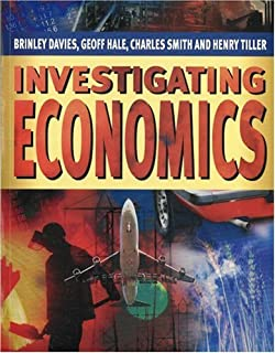 Investigating Economics