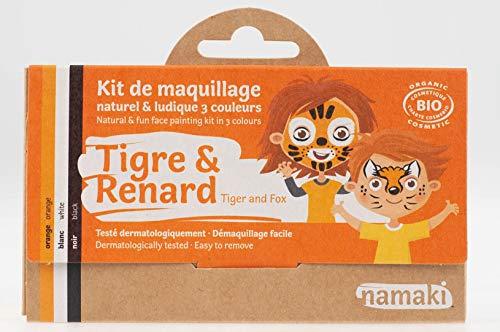 Namaki - Kit de maquillaje infantil (3 colores)
