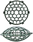 Pillow Floral Cage for Centerpieces and Vases - 6' Wide 2pk