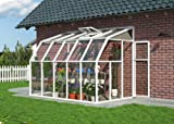 Palram Rion Lean-to Greenhouse 6ft x 10ft