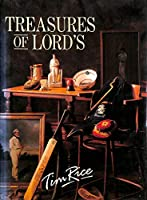 Treasures of Lord's (The MCC cricket library) 0002183072 Book Cover