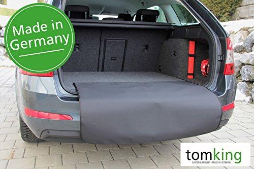 Stoßstangenschutz Made in Germany 90 x 75 Ladekantenschutz Kratzschutz (u.a. für Hunde geeignet)