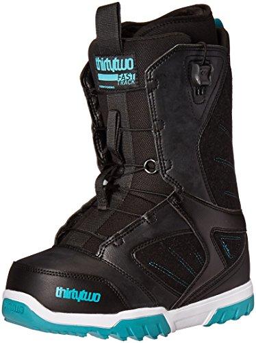 ThirtyTwo Damen Snowboardstiefel Groomer FT, damen, 820500014000%, Schwarz, Size 7.5
