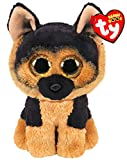 Ty UK Ltd 36309 Spirit - Peluche de Pastor alemán (15 cm), Multicolor