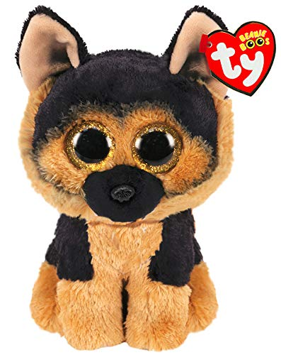 Ty 36309 Dog Plush Toy, Brown