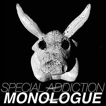 Monologue (Marc 10.14)