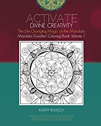 Activate Divine Creativity Mandala Doodles Coloring Book