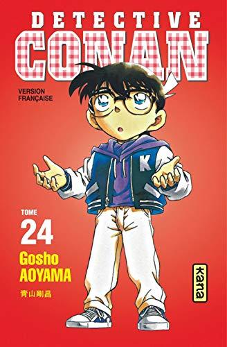 Détective Conan, tome 24