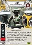 Star Wars Destiny - L3-37 - Droid Revolutionary - Rare - Across The Galaxy
