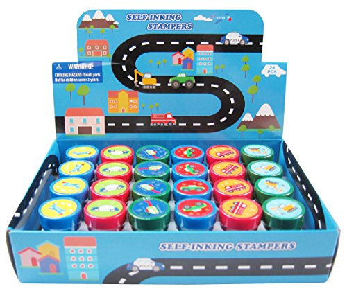 Top 14 transportation birthday party favors for 2020