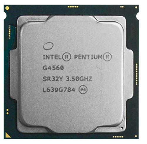Intel Pentium Processor G4560