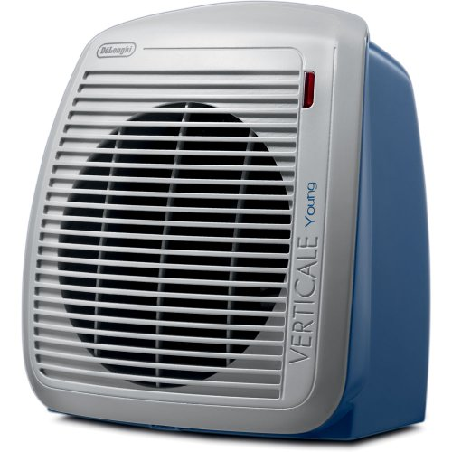 """De'Longhi HVY1030BL Heater, 9""""w x 7""""d x 10""""h, HVY1030 Blue"""