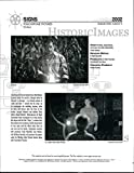 Historic Images - 2002 Press Photo Mel Gibson Actor Joaquin Phoenix Rory Culkin Signs Horror Movie