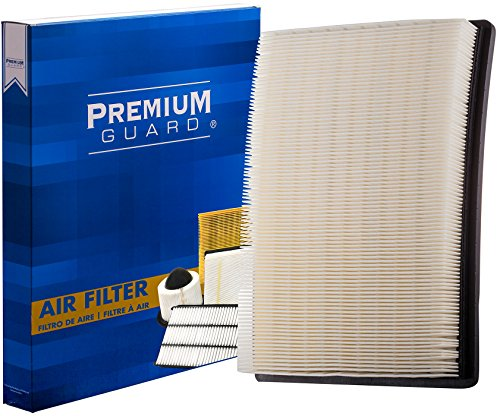 PG Air Filter PA4479 | Fits 1994-96 Buick Commercial Chassis, 1992-05 LeSabre, 1991-05 Park Avenue, 1995-99 Riviera, 1994-96 Roadmaster, 1993 Cadillac 60 Special, 1993 Allante