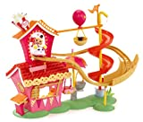 Lalaloopsy Mini Silly Fun House Playset with Misty Mysterious
